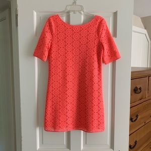 Girls Little Topanga Lace Tunic Dress
